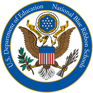 U.S. Department of Education - National Blue Ribbon School seal