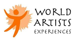 World Artists Experience logo