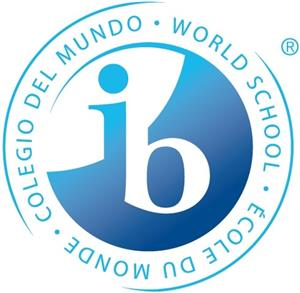 IB logo- World School